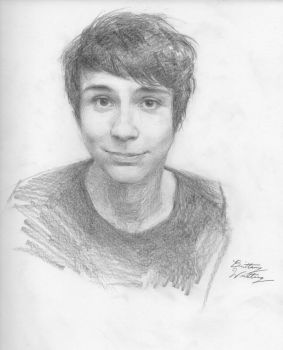 Dan Howell by lordofthepirates