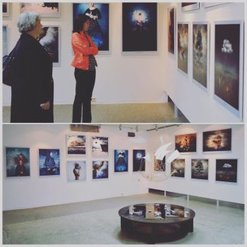My artwork through Russia for exhibition by evenliu