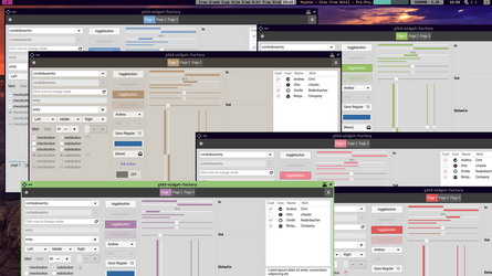 Shiki-Colors on GTK+ 3.20 (oomox-generated) by actionless