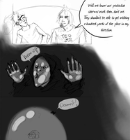 HP DH mild spoiler: Bubble by Witchii-chan