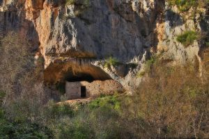 Neanderthal's house by yoctox