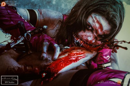 True Nature of Mileena by danidarkan