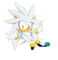 .:Gift:. Silver by Lucky-Sonic-77-d