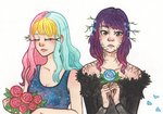 The Unequal Sisters by Kirschpraline