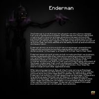 Minecraft - Enderman by TheNose90