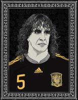 Carles Puyol by sologfx
