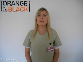 Piper Chapman by Rinaca-Cosplay