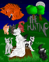 The Hunting Cover by FeretStudios