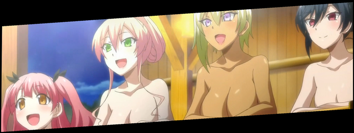 Hajimete no Gal: Gals at the Spa by KyokoYuikoGTS
