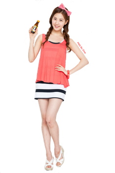 SNSD PNG:Seohyun 1 by ompink