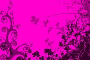 Pink Swirls by Fitheach-Stock