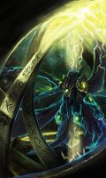 starcraft 2 dark templar by VitoSs