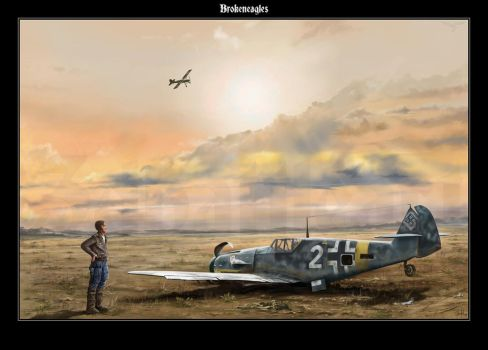 RETRIEVAL southern Russia Autumn 1942 by Brokeneagle63