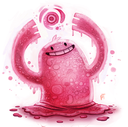 Day 560. Kanto 132 by Cryptid-Creations