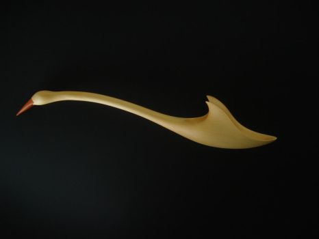 'Flight' wooden spoon by Sp00ntaneous