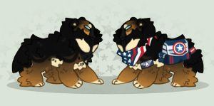 Patriot adopt (closed) by Shegoran