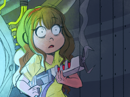 Wip. Rick and Morty Screenshot redraw. part 2 by P-aranoid-dxmmy