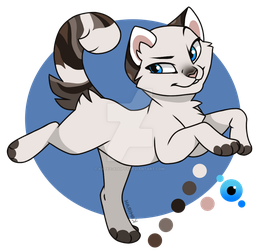 OPEN - Cat adopt /2 by Katez-Adopts