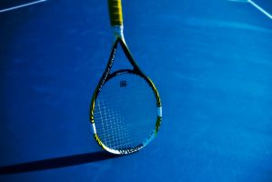 Spinning Racquet by Felewin