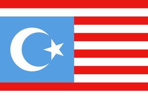 Flag of Turkestan by HouseOfHesse
