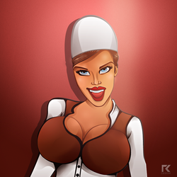 Albania Sexy Girl by Real-king