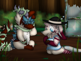 (Story Time) Gardening for the Homesick by PoppyWolfMoon