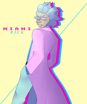 Miami Rick by PaoVuante
