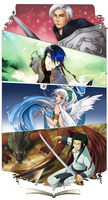 MS: Episode II Collab by NagisaFelicia