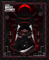 Supreme Martian Invader - General Malice Boomer by FierceTheBandit