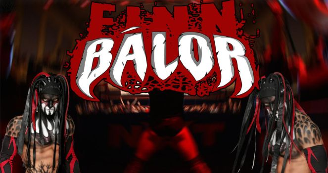 Finn Balor Wallpaper by ShenPls