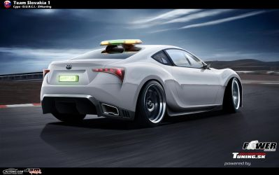 Scion FR-S by ZHtuning