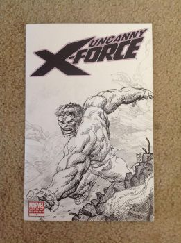 Sketch Cover by kevinesque