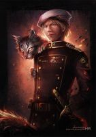 Honorverse commission by HellyonWhite
