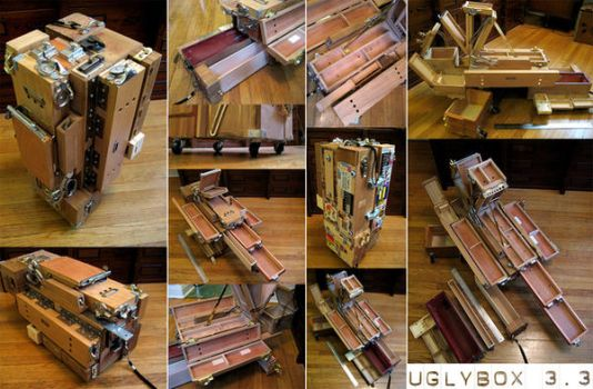 PM UglyBox 3.3 by pseudo-manitou