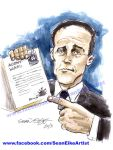 Agent Coulson by hoganvibe