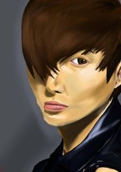 Super Junior - Leeteuk by DaeDrea