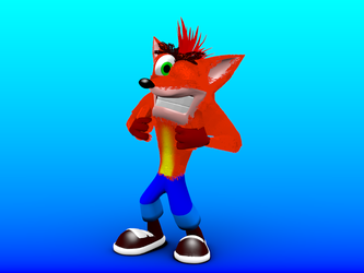 N. Sane Trilogy, but Crash isn't awful by GWKTM