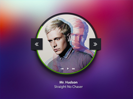 Evolution Music Player PSD by R3D-X7