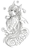 Grace Badge- Inks by Sanctioned