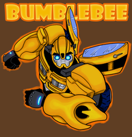 Transformers: Prime - Bumblebee by Natephoenix