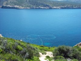 Mallorca Water 1 by Estherthequiet