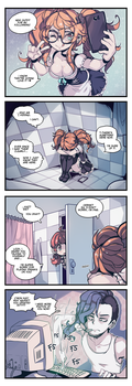 Negative Frames - 19 by Parororo