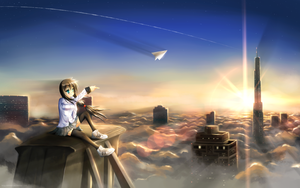 far above.. by LazyRemnant