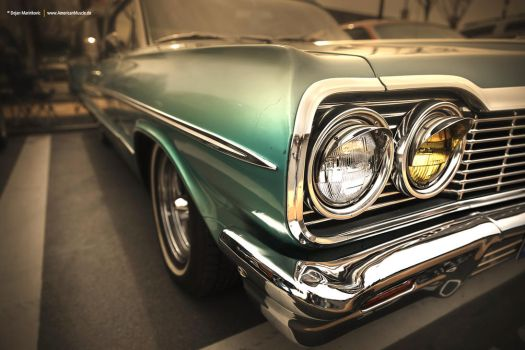 1964 Impala Detail by AmericanMuscle