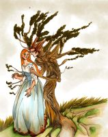 the women and the willow by raynebou
