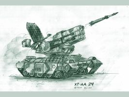 XT-AA-24 by TheXHS