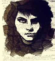 Gerard by suyeep