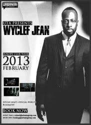 Wyclef Jean Newsletter by lamefish