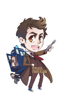Doctor who: 10th by Neko6