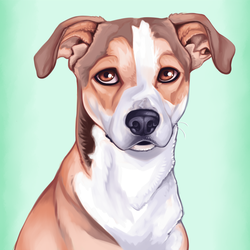 Commission - Mixed Breed by AlligatorCreator